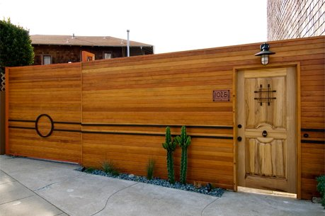 AliotoCentoni-designed fence