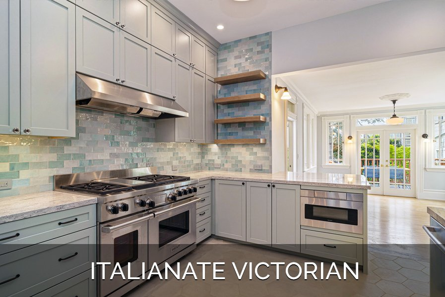 Italianate Victorian